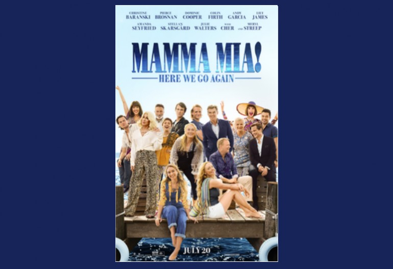 Mama Mia! Here We Go Again Universal Pictures