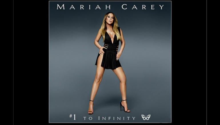 Mariah Carey #1 To Infinity Epic Records