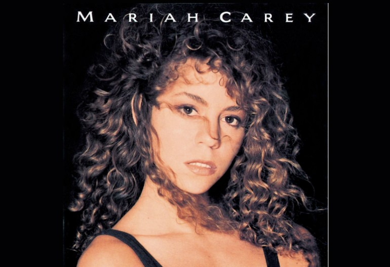 "Mariah Carey ""Mariah Carey"" Columbia Records"