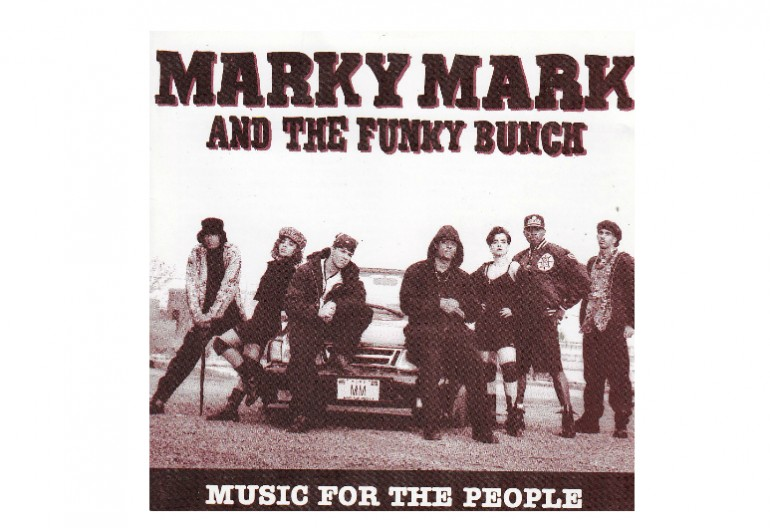 "Marky Mark And The Funky Bunch ""Music For The People"" Interscope/Atlantic Records"