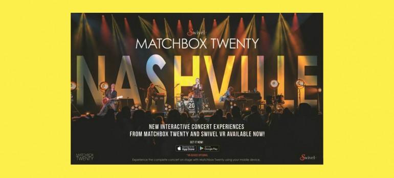 Matchbox Twenty VR Exerience