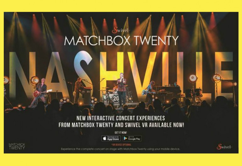 Matchbox Twenty VR Exerience