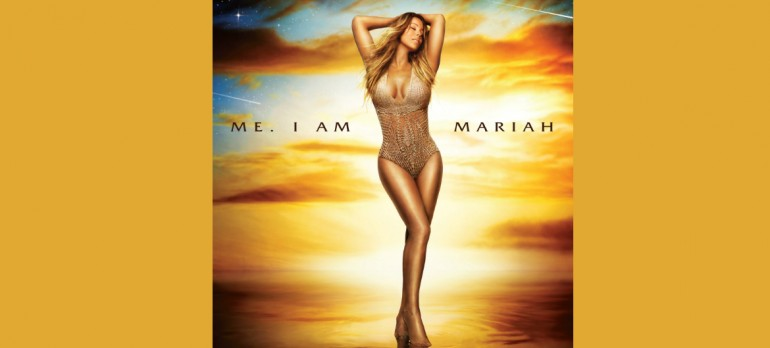 """Me-I-Am-Mariah"" Def Jam Recordings THE ELUSIVE CHANTEUSE,"