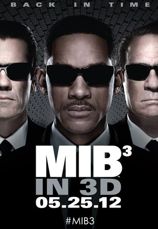 Men In Black 3 Columbia Pictures