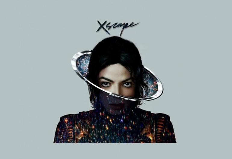 """Michael Jackson """"Xscape"""" Epic Records"""