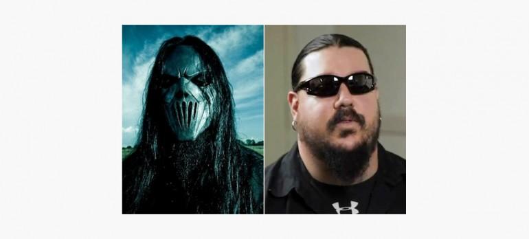 Mick Thomas Of Slipknot