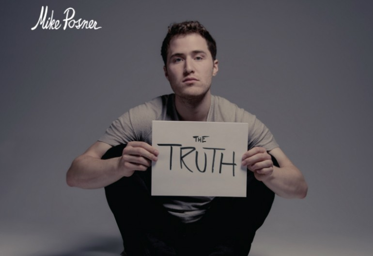 "Mike Posner ""Truth"" EP Island Records"