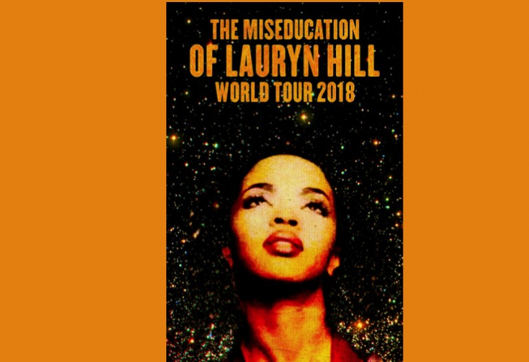 Miseducation Of Laryn Hill tour