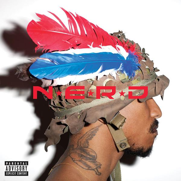 "N.E.R.D. ""Nothing"" Star Trak/Interscope Records"