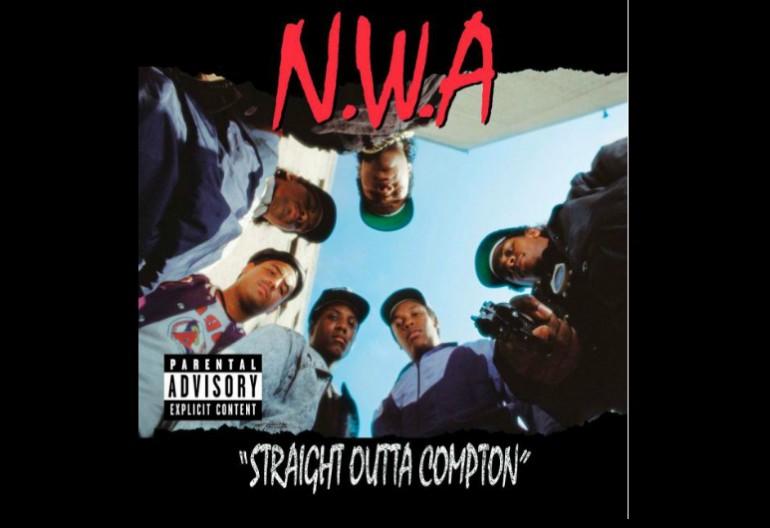 NWA Straight Outta Compton