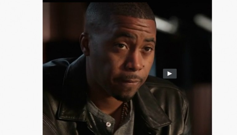 "Nas On ""Findomg Your Roots"" On PBS"