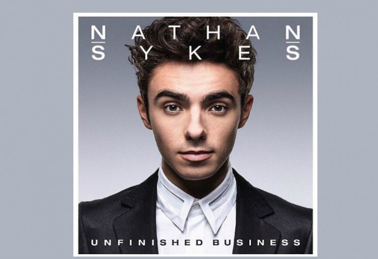 "Nathan Sykes ""Unfinished Business"" Global/Def Jam Recordings"
