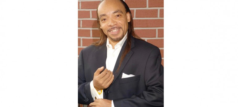 "Nathaniel ""The Kidd Creole"" Glover - Image via Instagram"