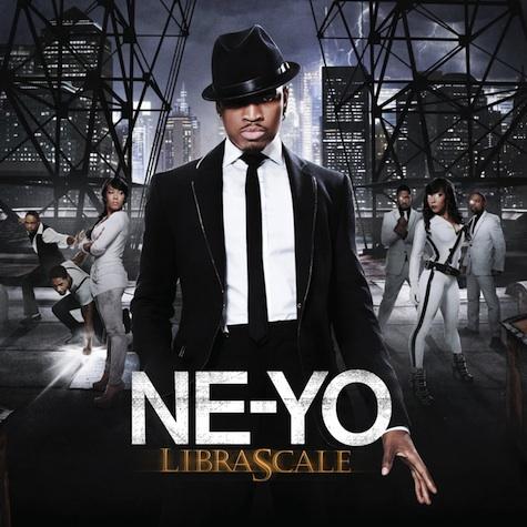 "Ne-Yo ""Libra Scale"" Def Jam Records/IDJMG"