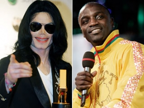 "New Akon Featuring Michael Jackson ""Hold My Hand"" Jul 16, 2009"