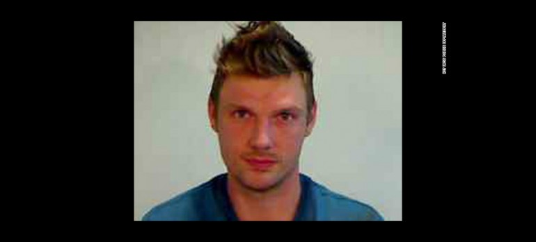 Nick Carter (Mug Shot)