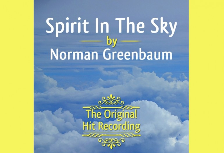 "Norman Greenbaum's ""Spirit In the Sky"" Album Cover"