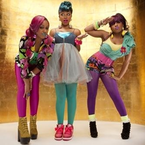 The OMG GIRLZ RECEIVE OUTSTANDING NEW ARTIST NOMINATION