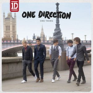 "One Direction ""One Thing"" Syco Music/Columbia Records"