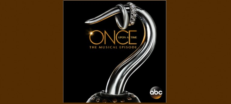 Once Upon A Time The Musical Soundtrack Walt Disney Records