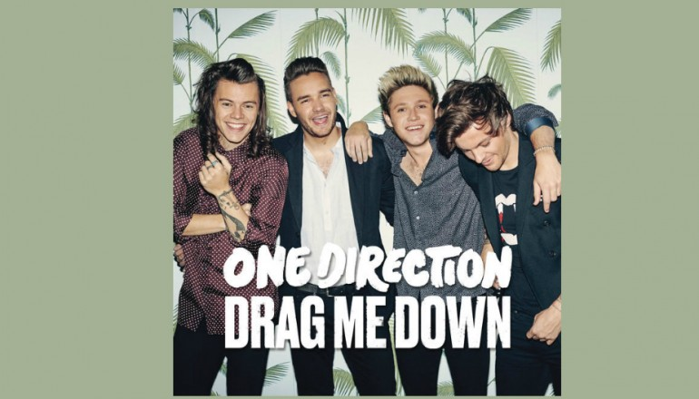 "One Direction ""Drag Me Down"" Syco Music/Columbia Records"