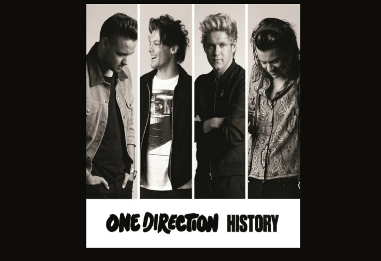 "One Direction ""History"" Syco Music/Columbia Records"