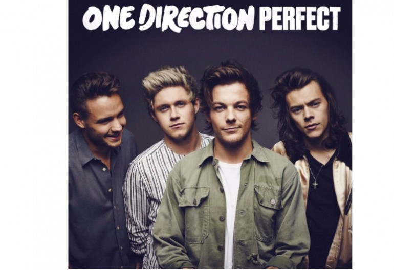 "One Direction ""Perfect"" Syco/Columbia Records"