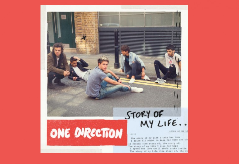"One Direction ""Story Of My Life"" Syco/Columbia Records"