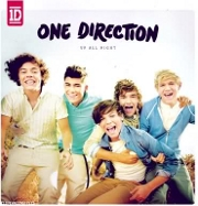 "One Direction ""Up All Night"" Syco Music/Columbia Records"