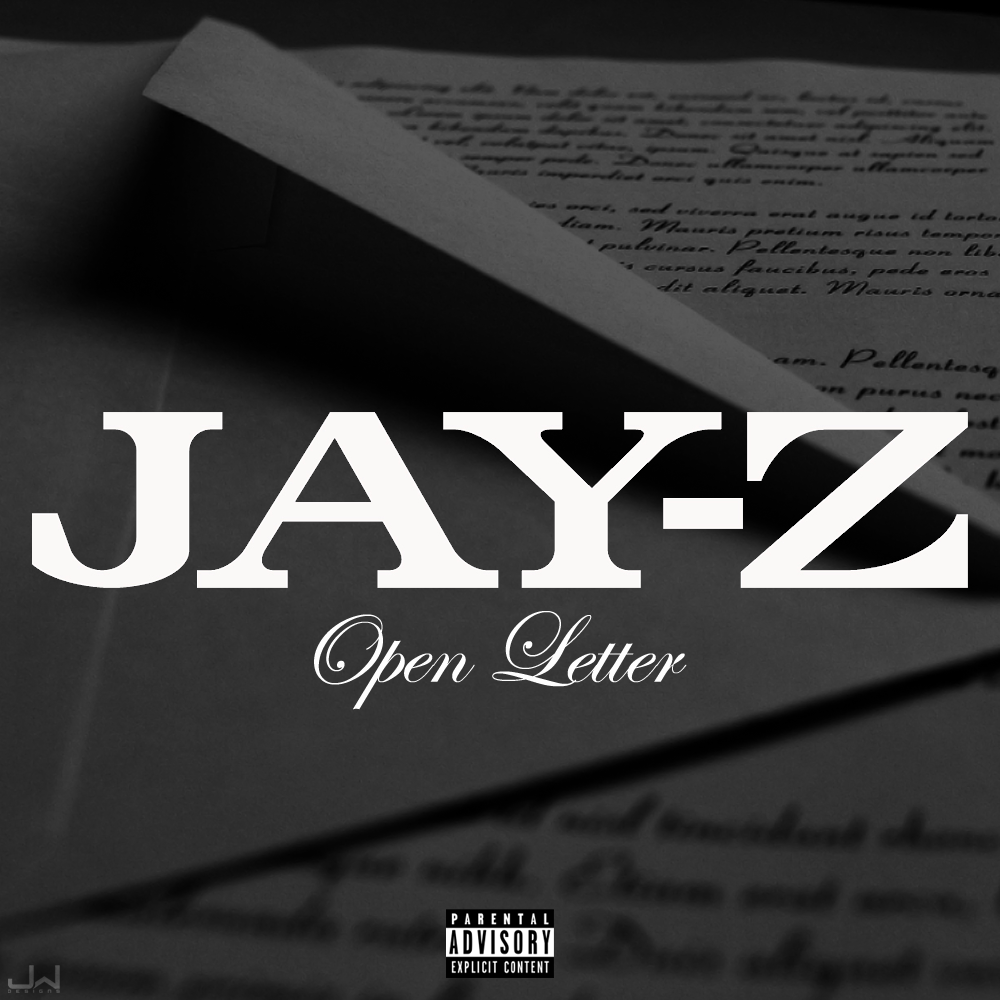 "Jay-Z ""Open Letter"" Roc Nation"