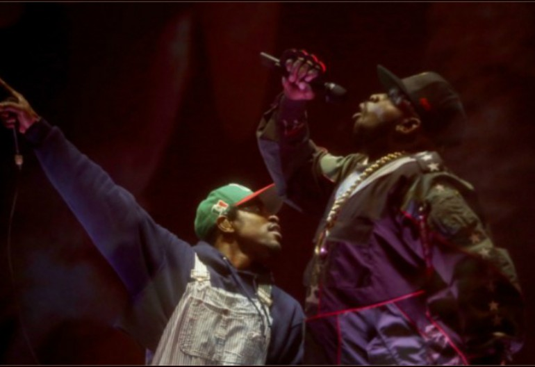 Outkast Live At Coachella Music Festival