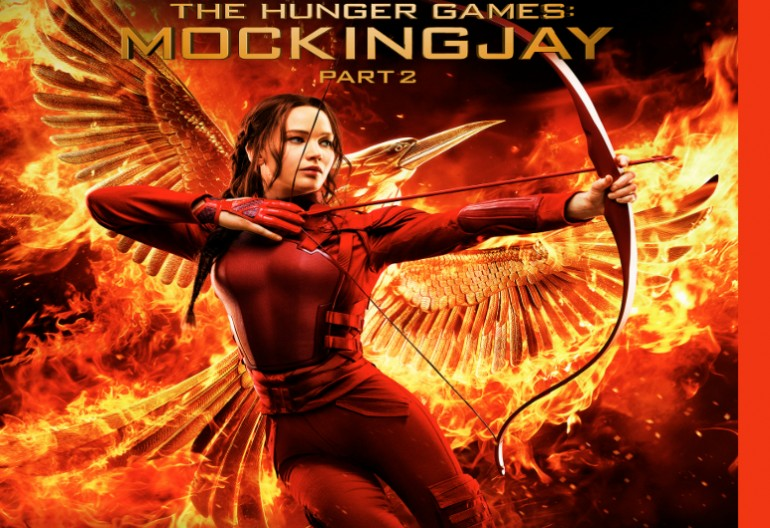 The Hunger Games: Mockingjay – Part 2 Official Soundtrack Album Republic Records
