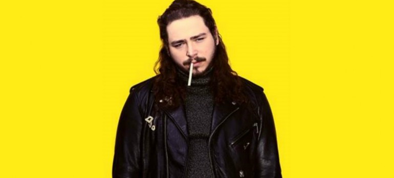 POST MALONE yellow background thumb