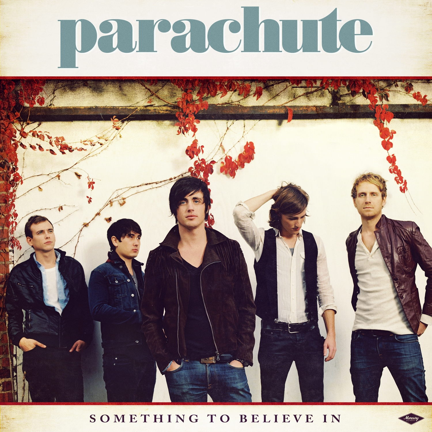 "Parachute ""Something To Believe In"" Mercury/Island Records/IDJMG"