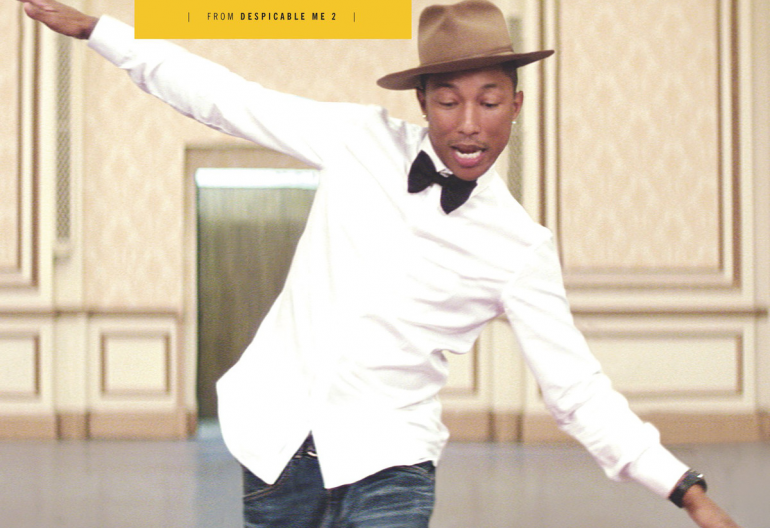 "Pharrell Williams ""Happy"" Back Lot Music/Columbia Records"