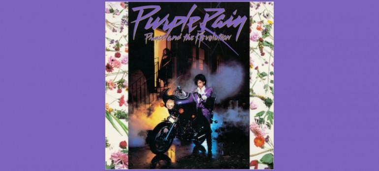"Prince ""Purple Rain"" Warner Bros. Records"