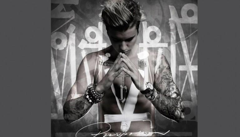"""Justin Bieber """"Purpose"""" RBMG/Def Jam Recording"""