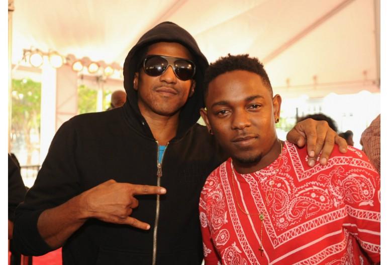 Q-Tip With Kendrick Lamar