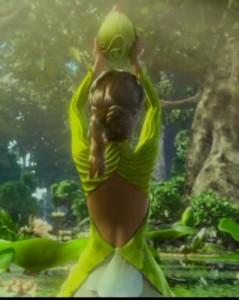 """Beyonce As Queen Tara In """"Epic"""""""