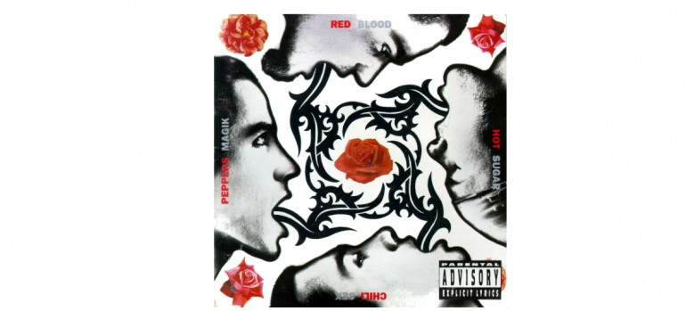 "Red Hot Chilli Peppers ""Blood Sugar Sex Magik"" Warner Bros Records"