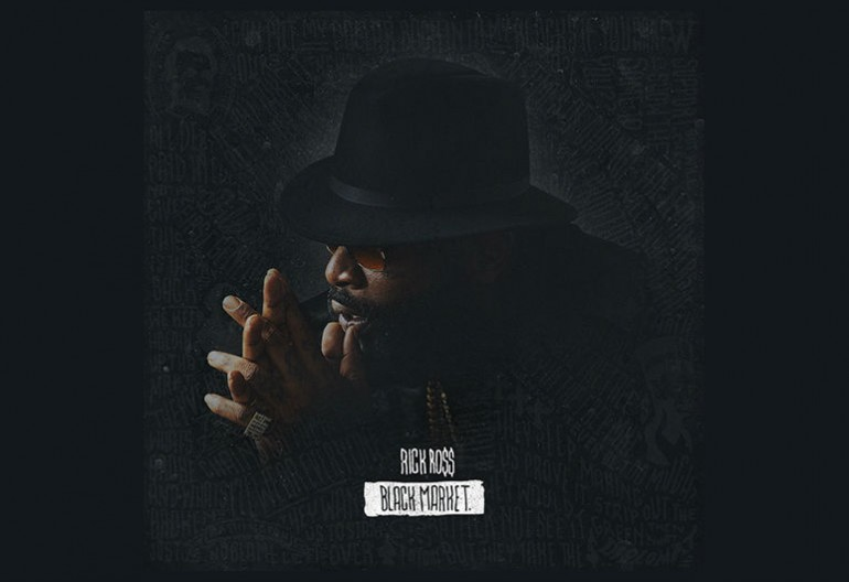 Rick Ross BLACK MARKET Maybach Music Group/Def Jam Recordings