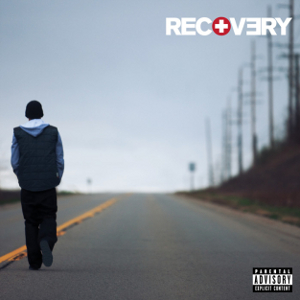 "Eminem ""Recovery"" Shady/Aftermath/Intercope Records"
