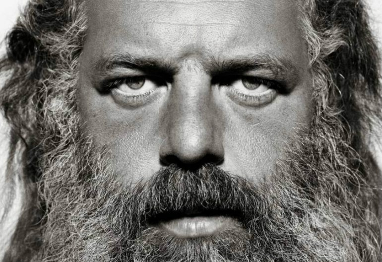 Rick Rubin Image via The Recording Academy
