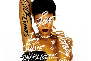 "Rihanna ""Unapologetic"" SRP/Def Jam Records/IDJMG"