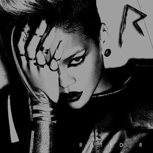 Rihanna Rated R SRP/Def Jam Records/IDJMG
