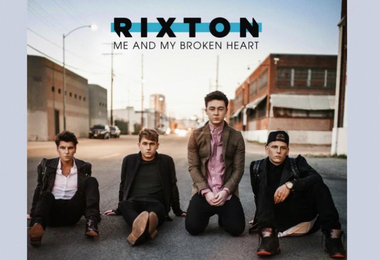 Rixton  Me and My Broken Heart  YouTube