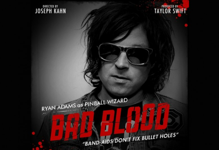 Ryan Adams Bad Blood thumb