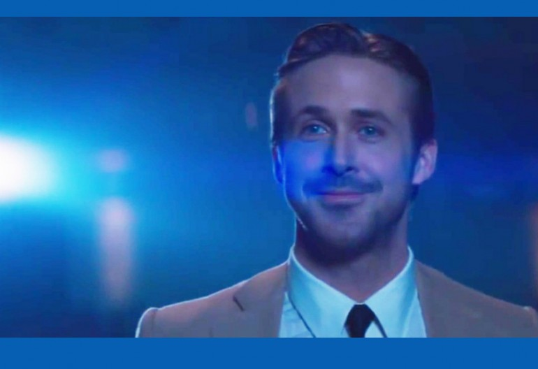 "Ryan Gosling In ""La La Land"""