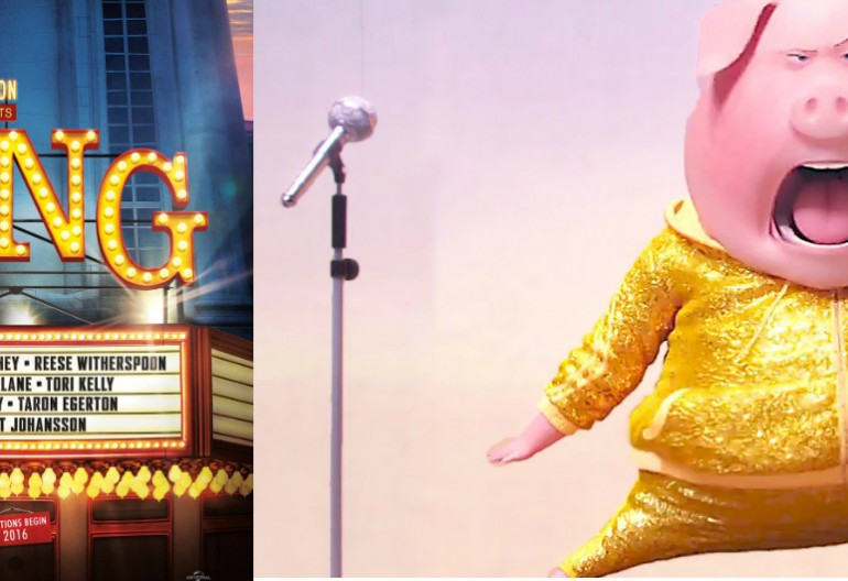 "Promotional Images From Illumination Entertainment/Universal Pictures' ""SING"""