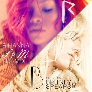 "Rihanna & Britney Spears ""S&M Remix""  SRP/Def Jam Records/IDJMG"